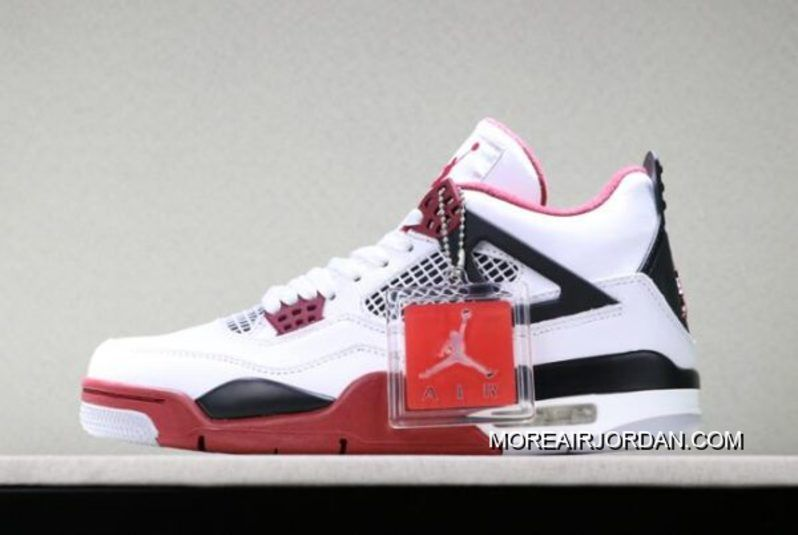 Mens Air Jordan Retro 2012 Black White Red shoes