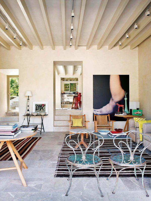 Reinventar el campo Piscinas, En esta casa y Madera