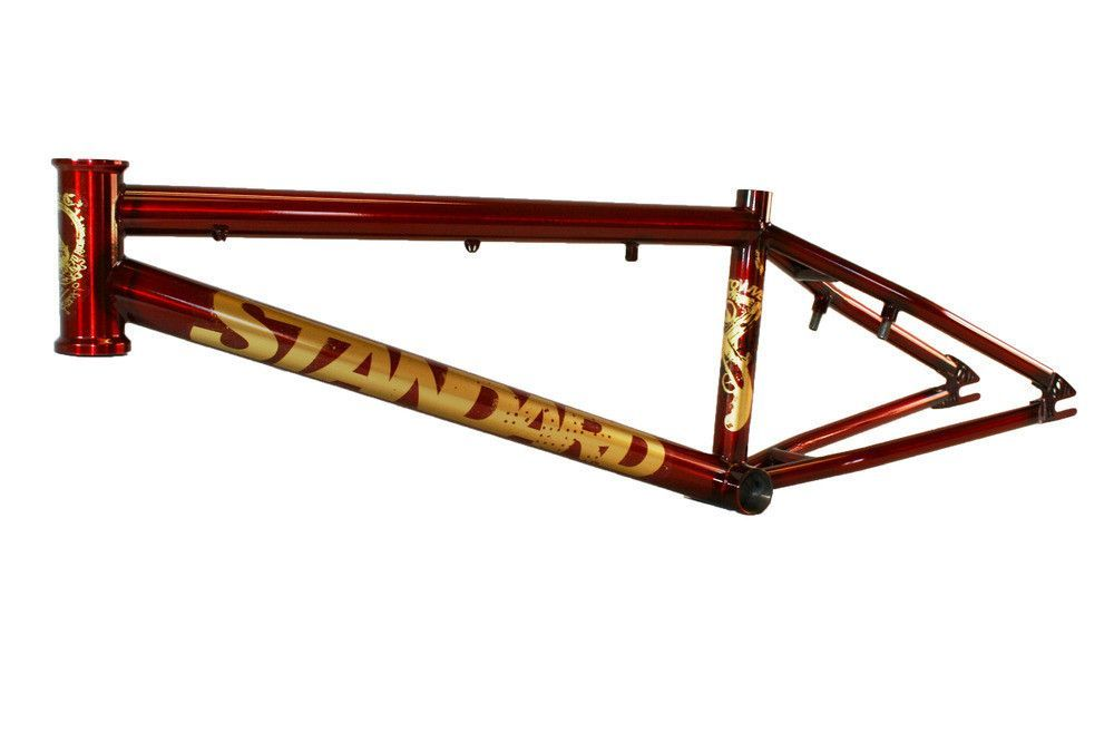 Standard 125r Bmx Frame Bmx Bmx Frames Full Suspension Mountain Bike
