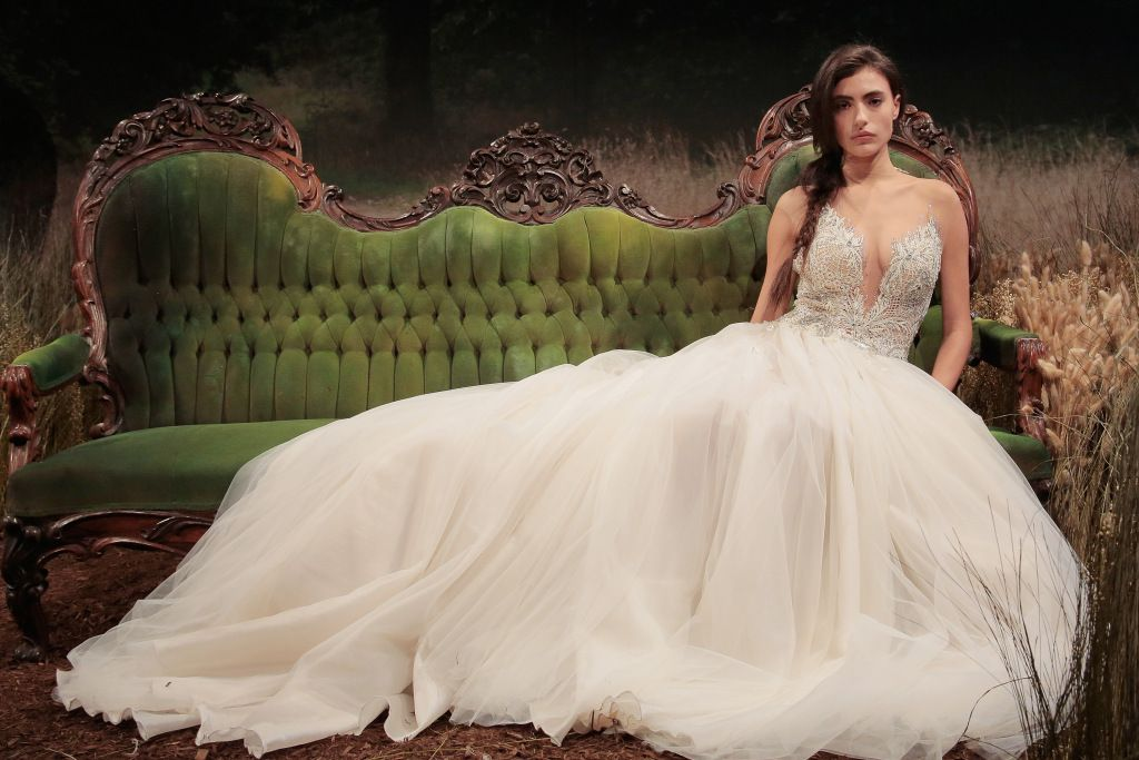 Galia Lahav Spring 2017 Wedding Dress | itakeyou.co.uk