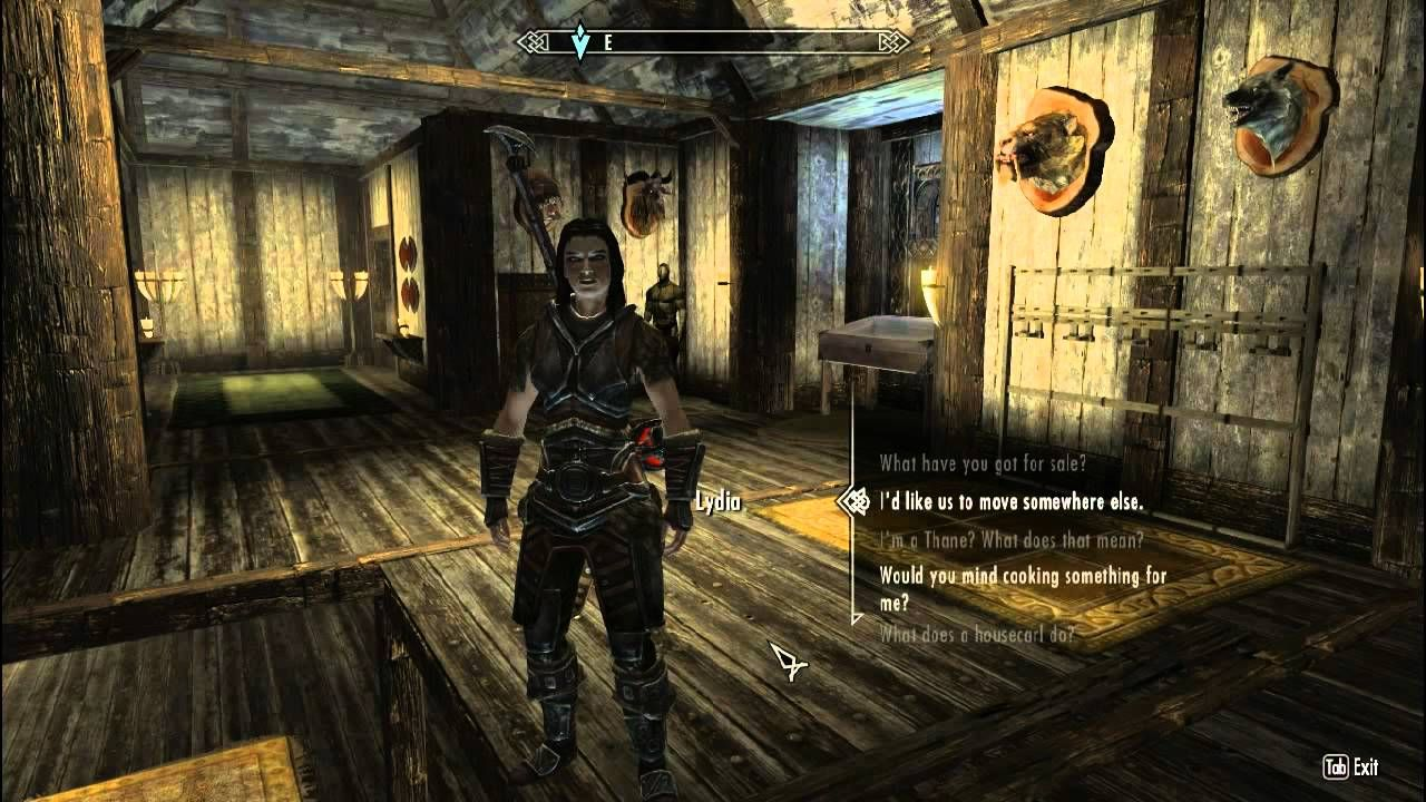 How to marry lydia in skyrim