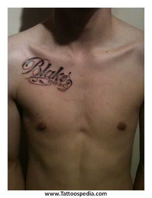 Tattoo Designs For Men With Kids Names Tattoo Ideas Couple Name