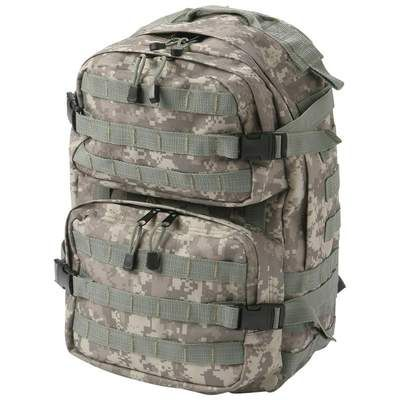 Heavy Duty Digital Camo Backpack Day Pack Water Repellent Bug Out Bag Military Ebay