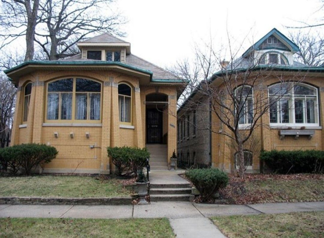 Chicago Bungalow Rehab For Sale In 60634: Chicago Bungalow, Brick Exterior House