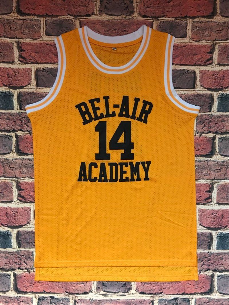 The Fresh Prince Of Bel Air Academy Jersey 14 Bel air