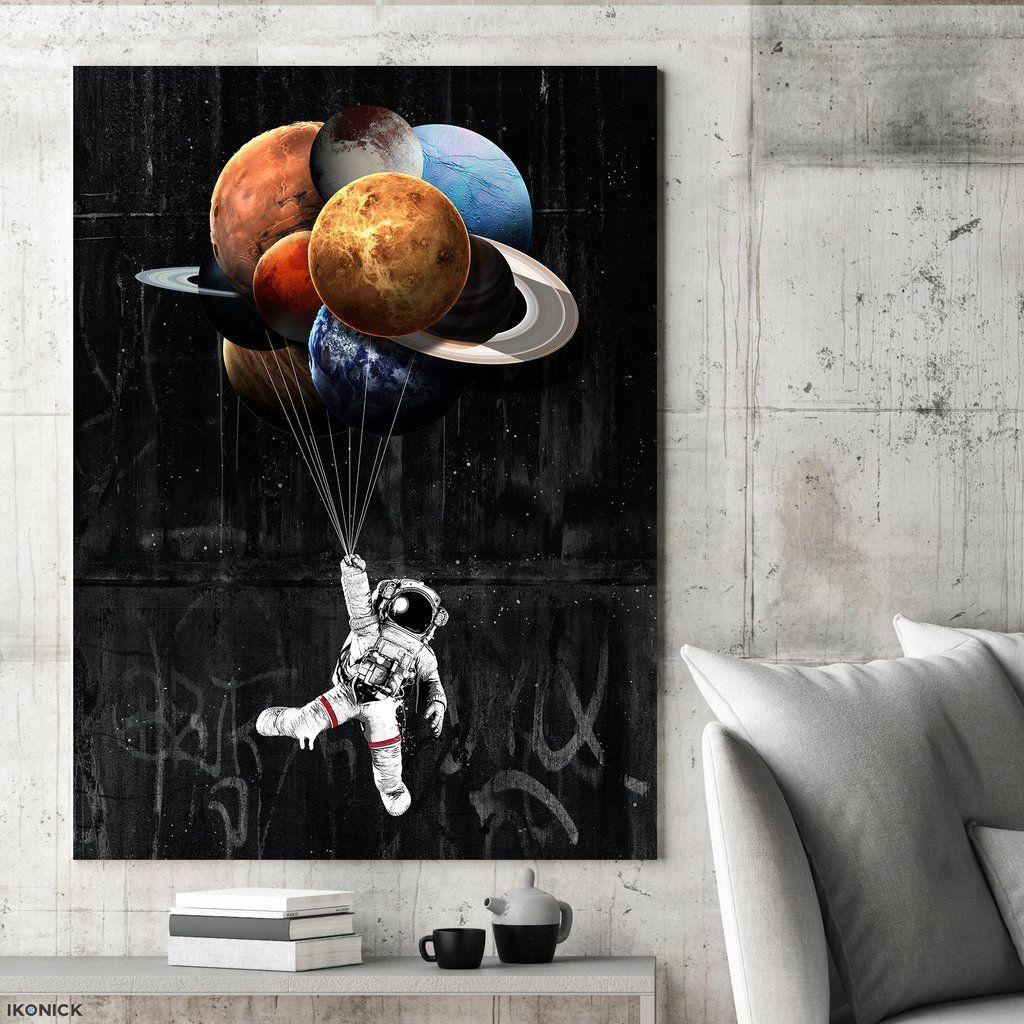 Stars The Limit Shop Ikonick Wall Painting Art Canvas Art
