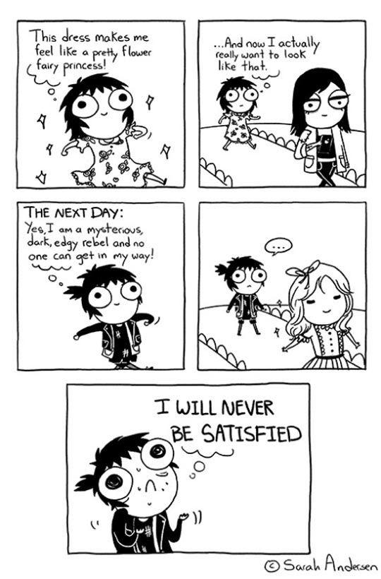 Comic by Sarah Andersen