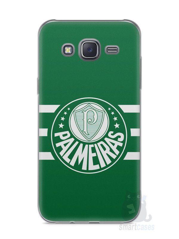 b8636e52eb Capa Capinha Samsung J5 Time Palmeiras  2 - SmartCases - Acessórios para  celulares e tablets  )