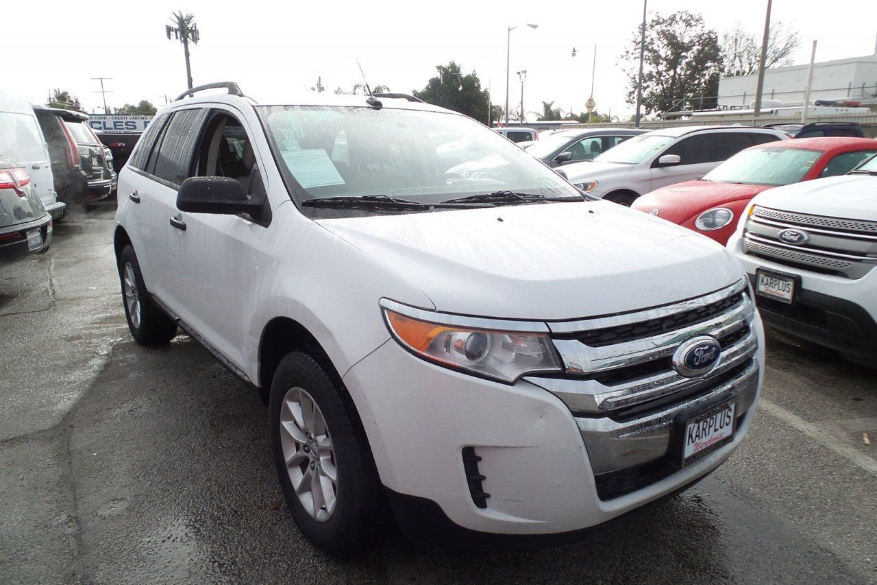 Best Of 2014 Ford Edge Configurations
