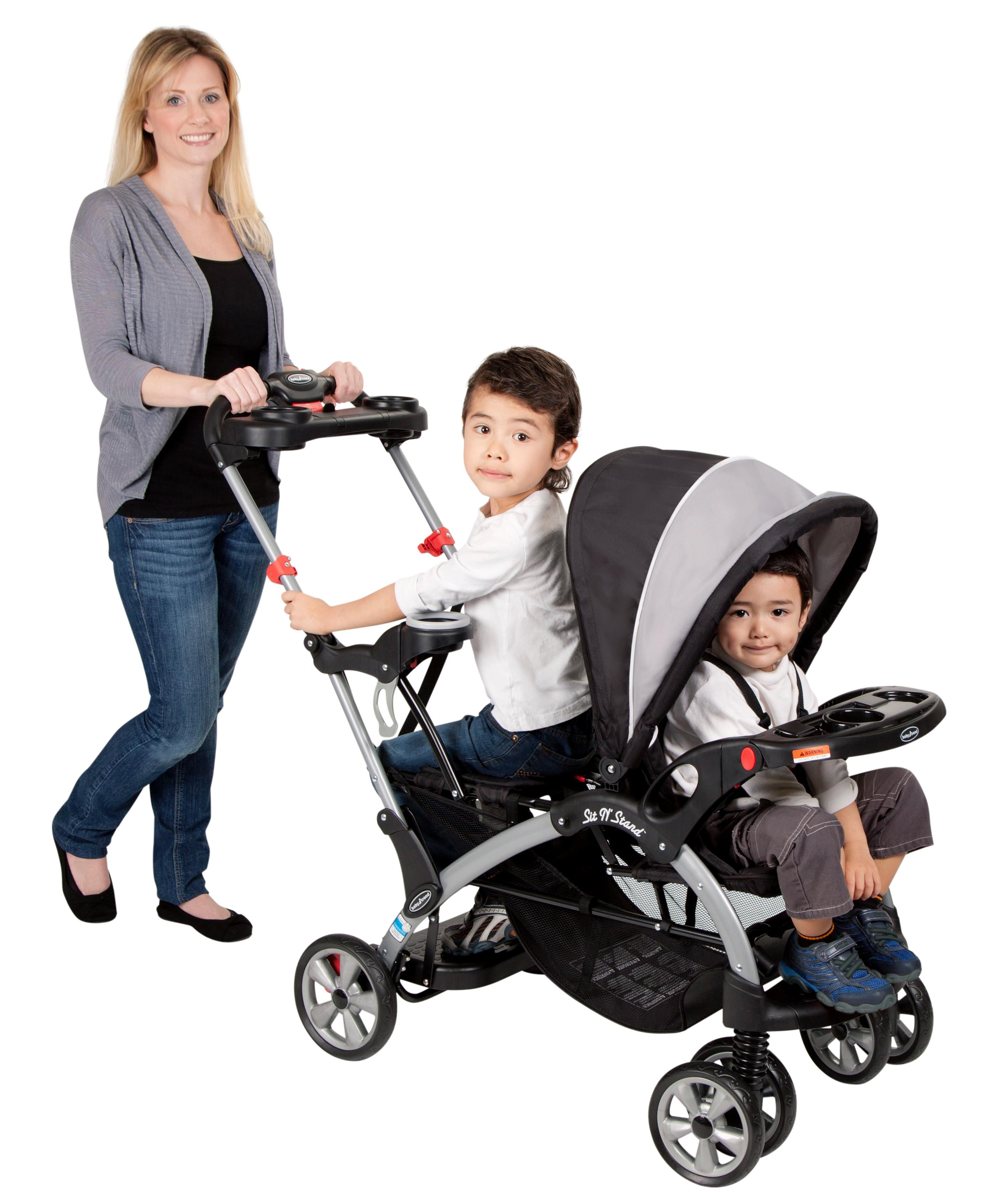 Baby Trend Sit N Stand Ultra Tandem Stroller an amazing