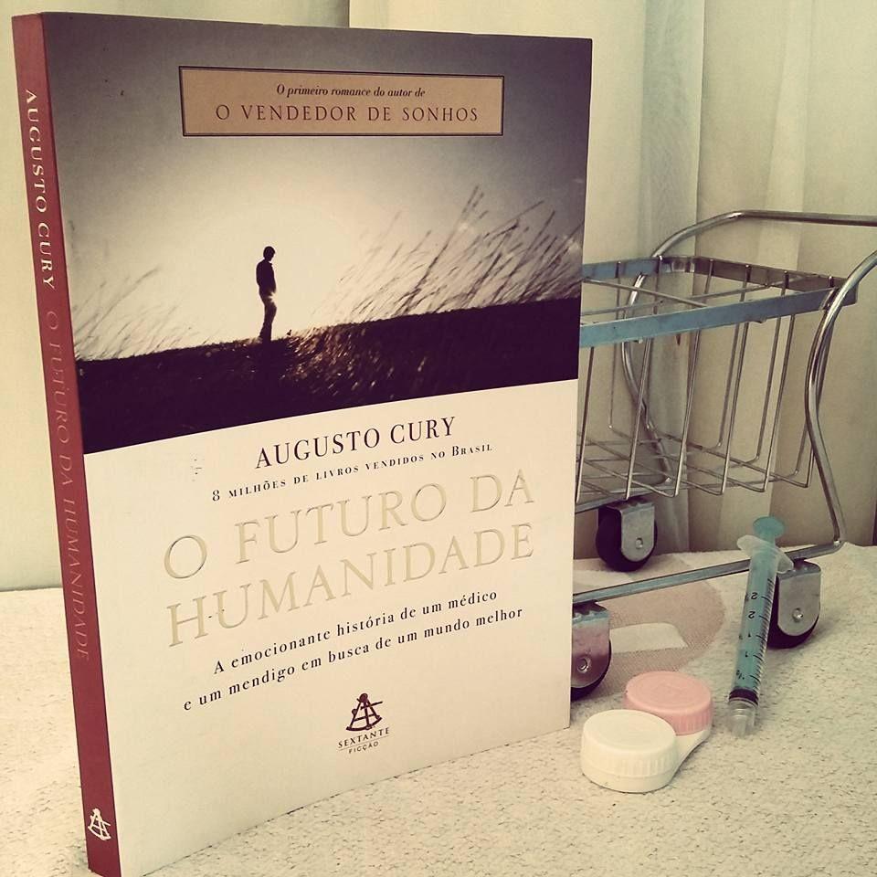 Livro O Futuro Da Humanidade Desafiodecola 30ideias30dias