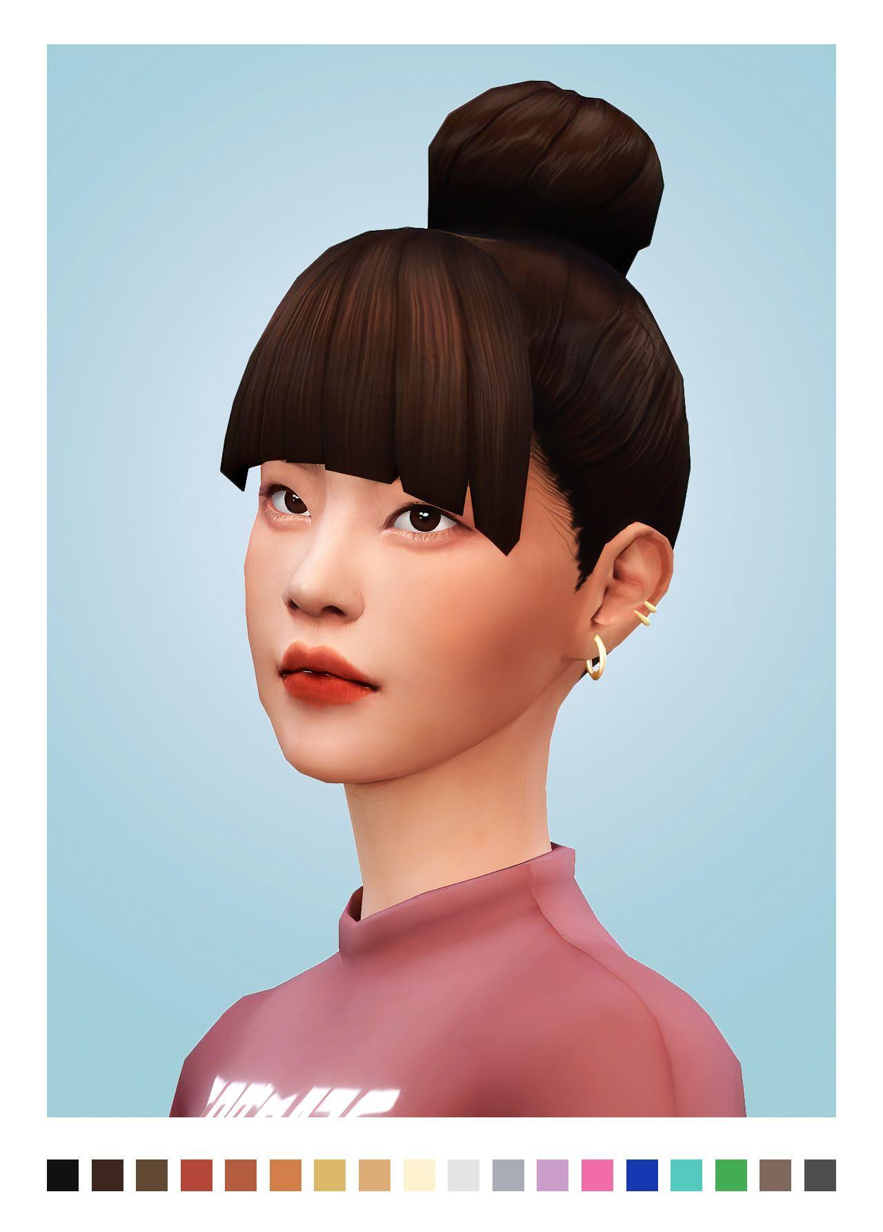 Пин от пользователя Юлия на доске Sims 4 CC ( Custom
