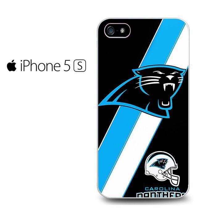 timeless design d19b0 f94f0 Carolina Panthers Logo Helmet Iphone 5 Iphone 5S Iphone SE Case ...