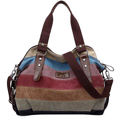 Dandelion Dreams Frau multifunktionale Rucksack, Handtasche, Messenger Bag, Schultertasche , Reisetaschen , Sporttaschen, Rucksäcke für Mädchen, mit hochwertigen Canvas-Material, zuverlässige Qualität, stark und haltbar. Retro-Stil, Länge: 38cm, Breite: 1