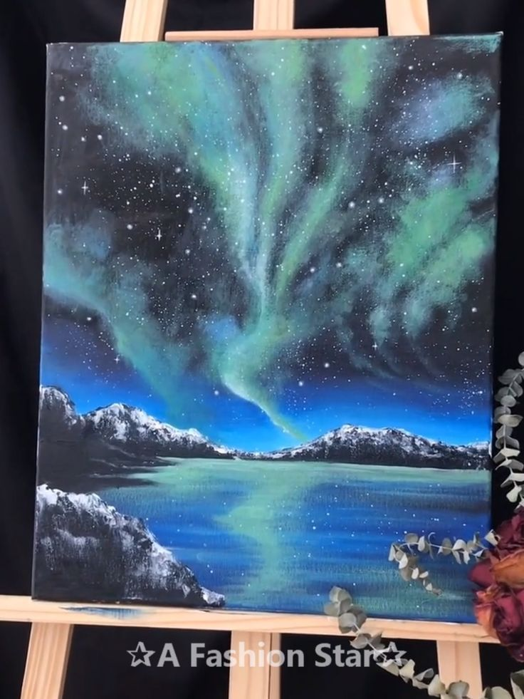 10 Easy DIY Painting For Home Decor - Star Art -  10 Easy DIY Painting For Home Decor – Star Art  #decor #painting  - #Art #decor #DIY #Easy #firsthomedecor #home #homedecorpainting #homedecorpictures #homedecorquotes #painting #Star