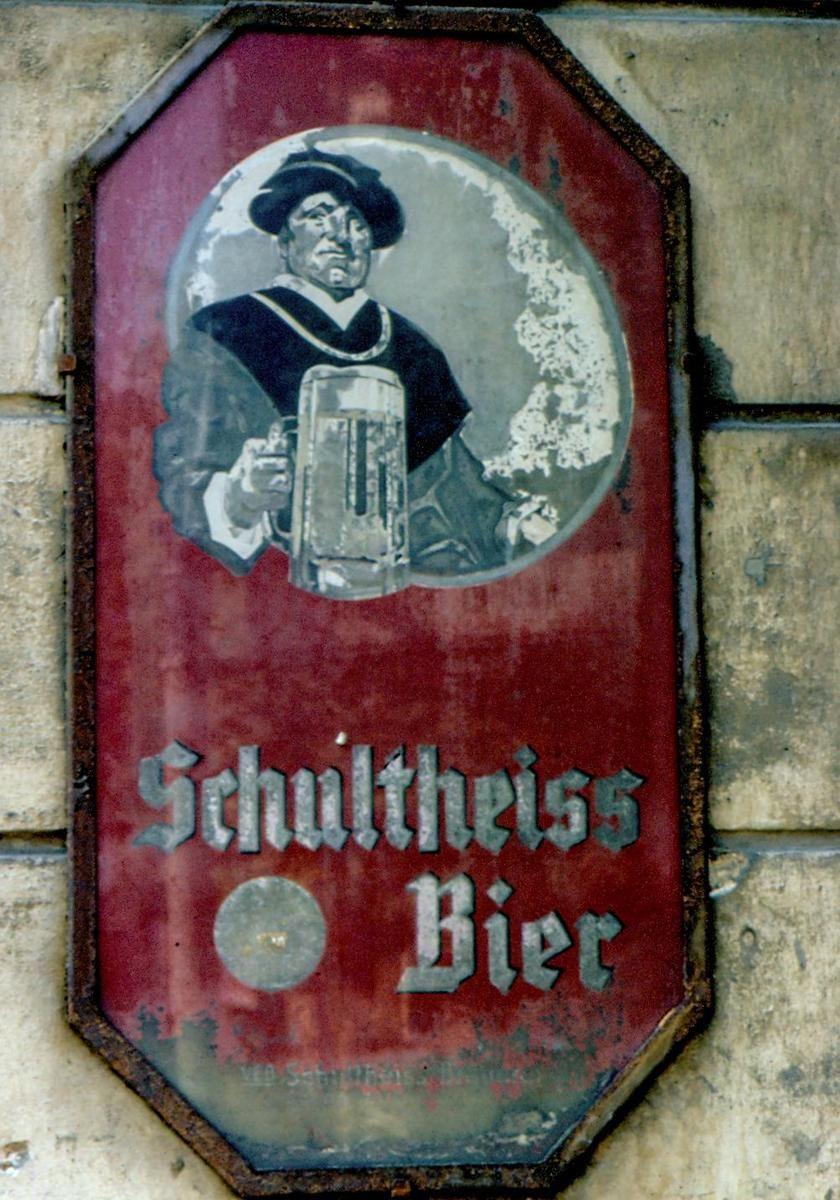 In der Schultheiss-Brauerei an der Schönhauser Allee wurde bis 1967 ...
