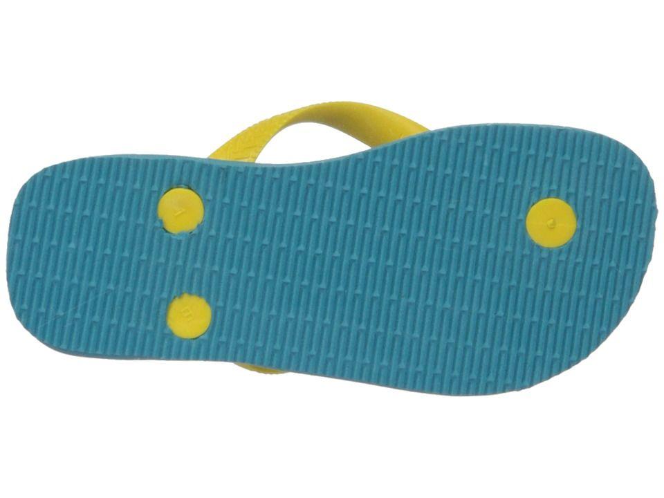 87f35f82531 Havaianas Kids Minions Flip-Flop (Toddler Little Kid Big Kid) Kids ...