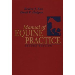 Manual Of Equine Practice Manual Practice Equines