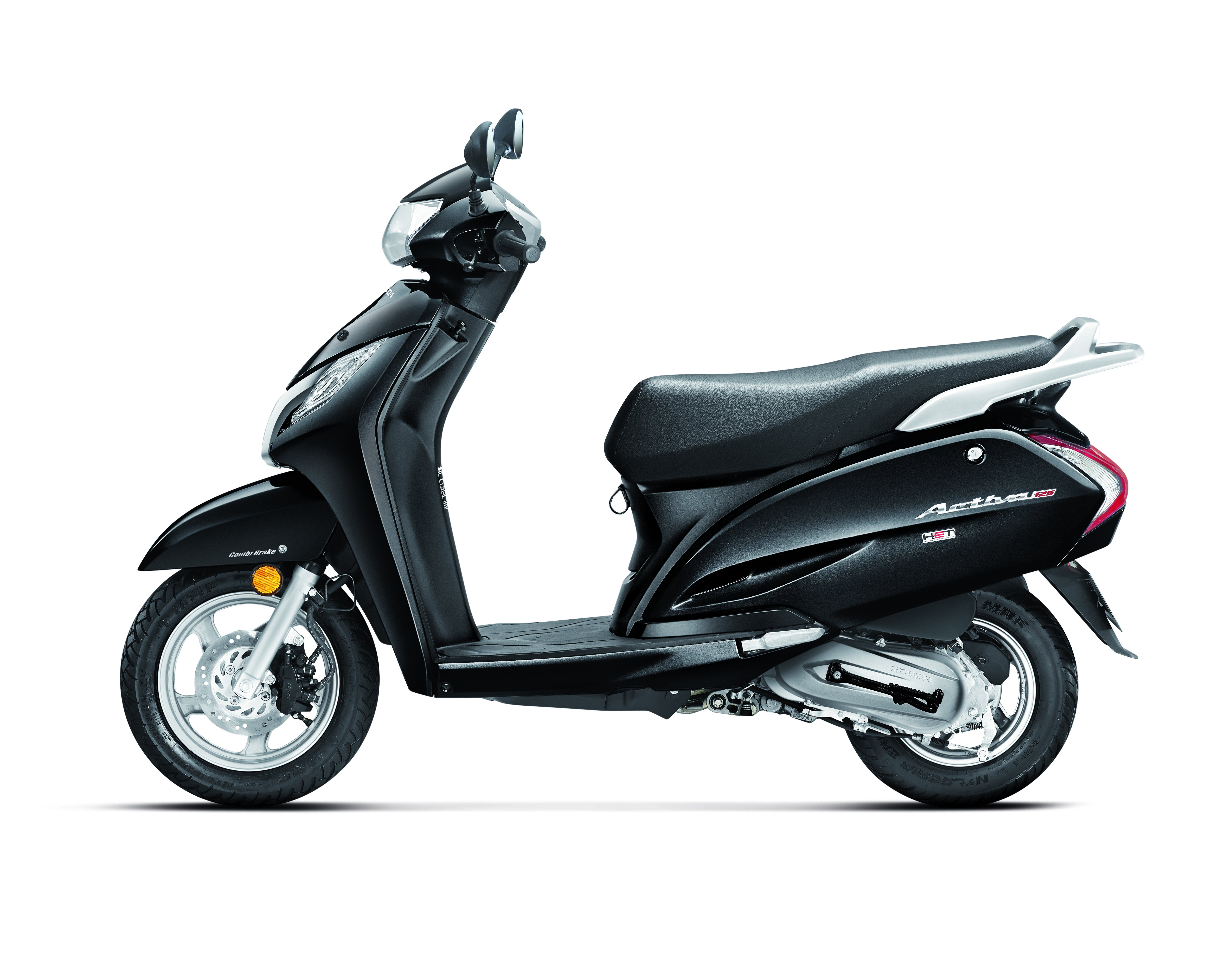 Honda activa 4g is the brand new economy scooter in india
