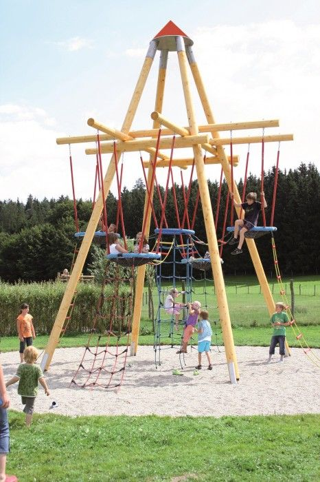6 85m Birds Nest Tower 4652 20 Playground Centre Diy Playground Playground Design Modern Playground