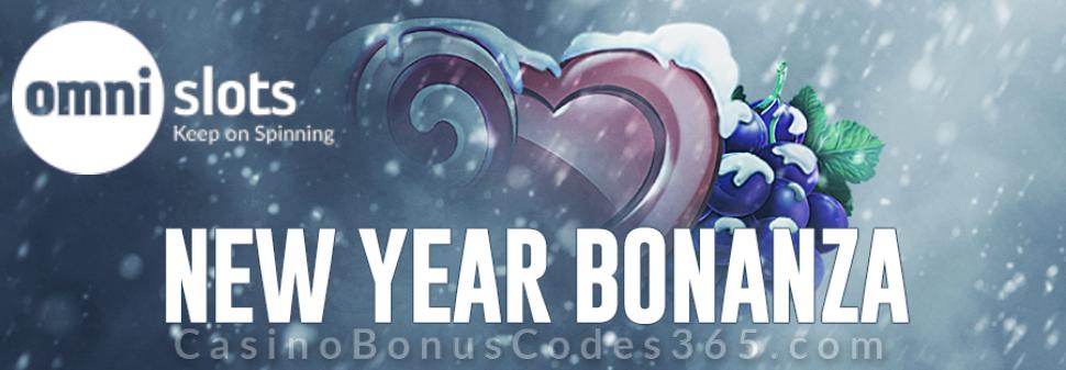 Omni Slots New Year Bonanza