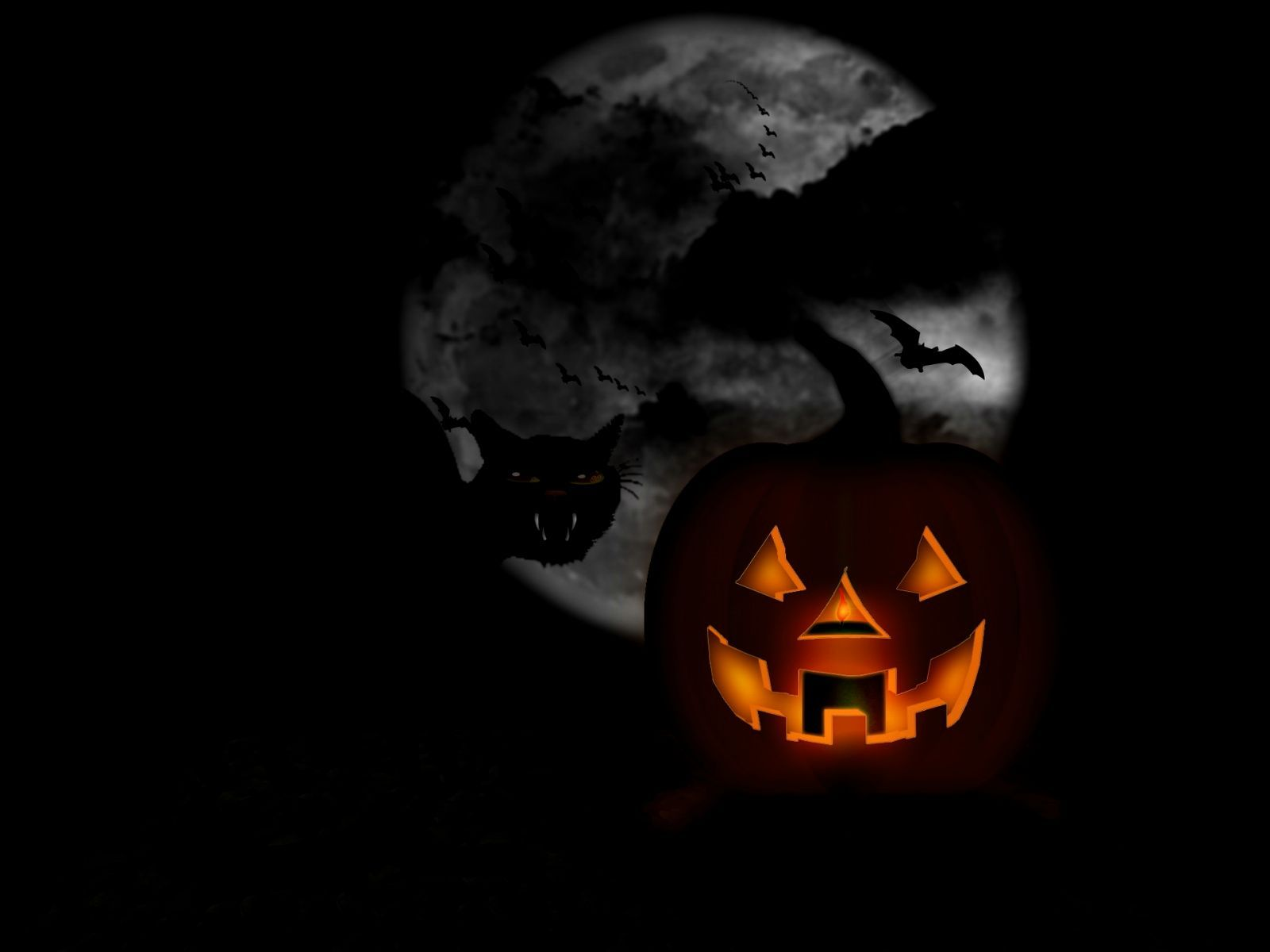 MDM Scary Halloween Wallpaper Free HD Photos 1920x1200 Wallpapers