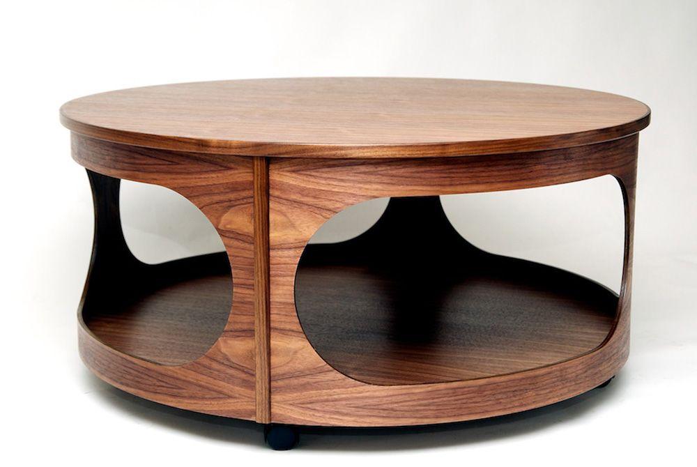 vardagsrumsbord trä runt - Sök på Google
