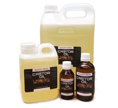 EBAY - CASTOR-OIL-Certified-Organic-Cold-Pressed-Hexane-Free-Pure-Premium-Grade