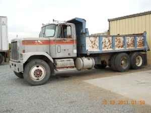Gmc 10 Wheel Dump Truck Gmc Vehicles Trucks Gmc