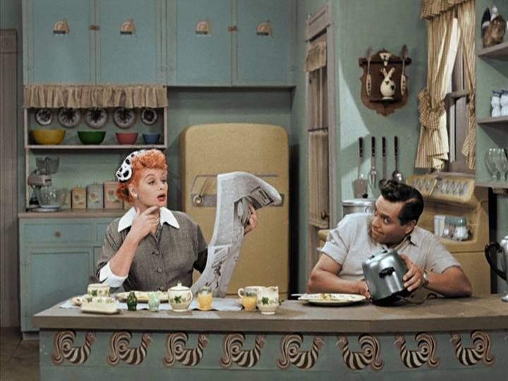 I Love Lucy Job Switching In Color Radio Tv Show 39 S Old And Special Pinterest