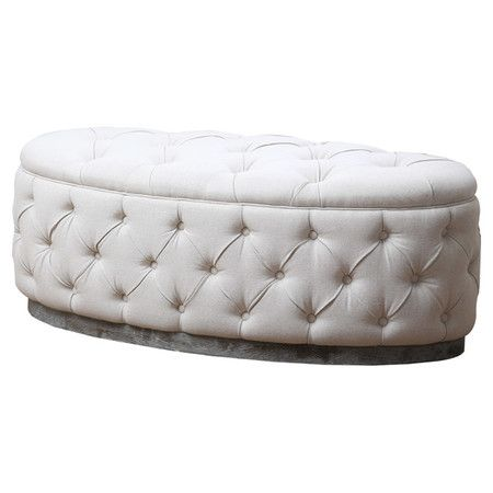 Elsa Tufted Cocktail Ottoman  at Joss and Main