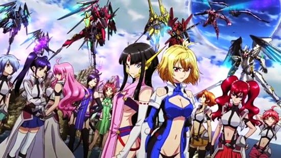 Cross Ange | Alienware Arena