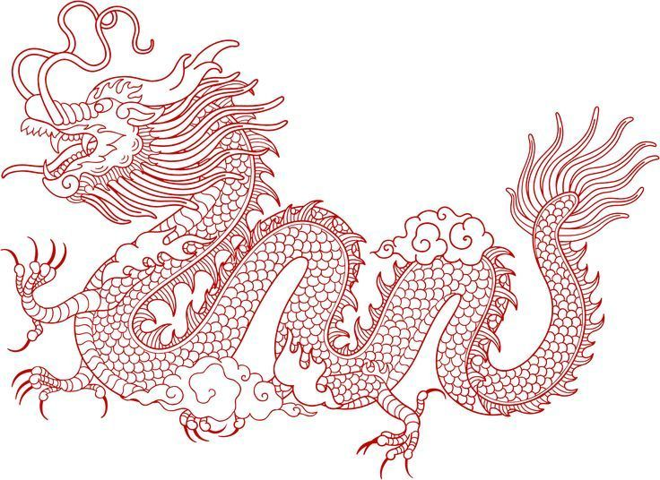 Small Dragon Tattoos Chinese Dragon Tattoos Chinese Dragon