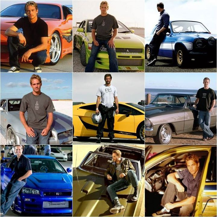 Paul Walker 3 3 If One Day The Speed Kills Me Don T Cry