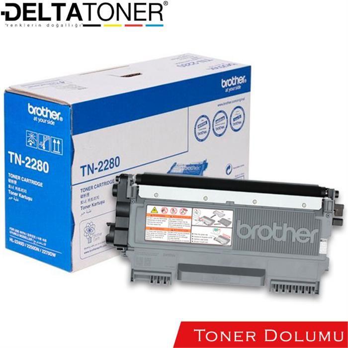 Brother TN-2280 Toner Dolum