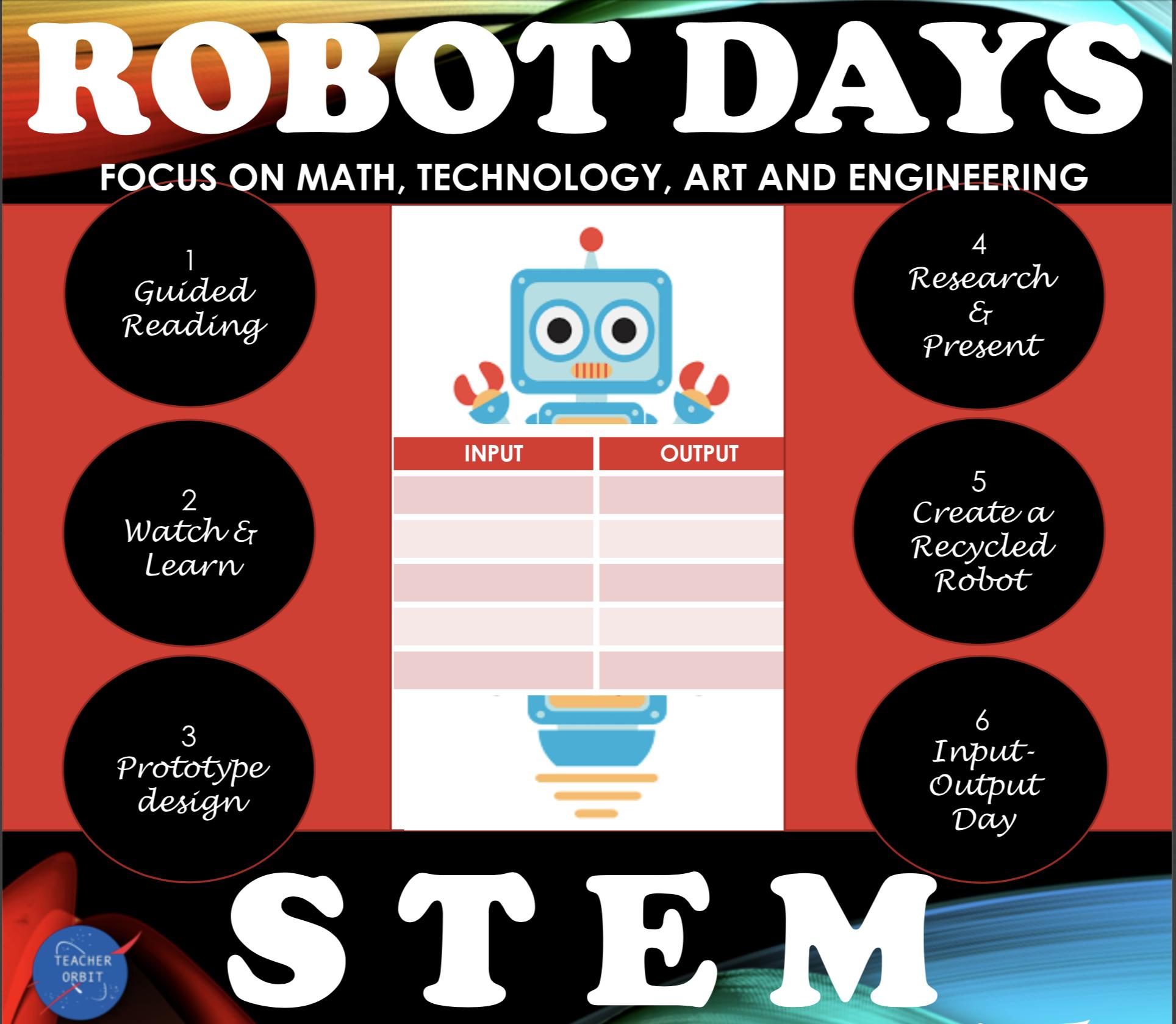 Robot Days Stem Projects