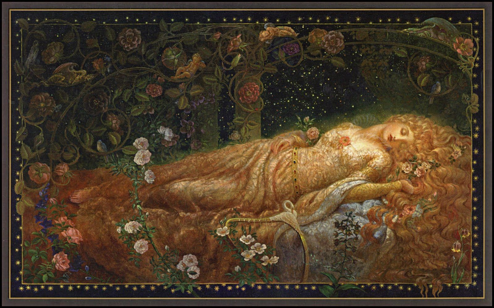 The Sleeping Beauty. Kynuko & Craft