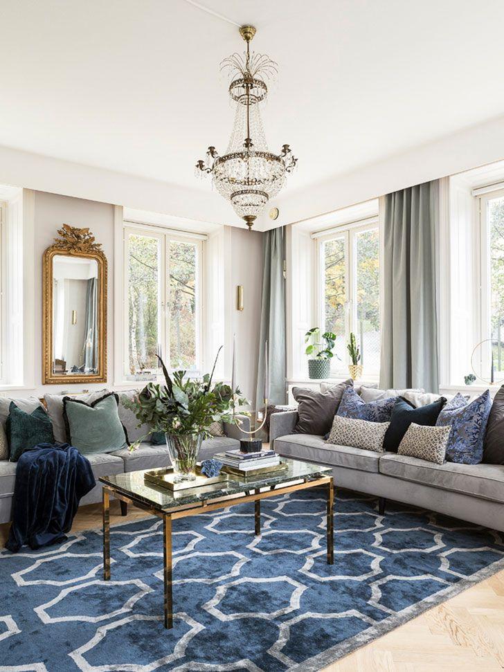 Pin by bingley on blue home interior design decor also rh pinterest