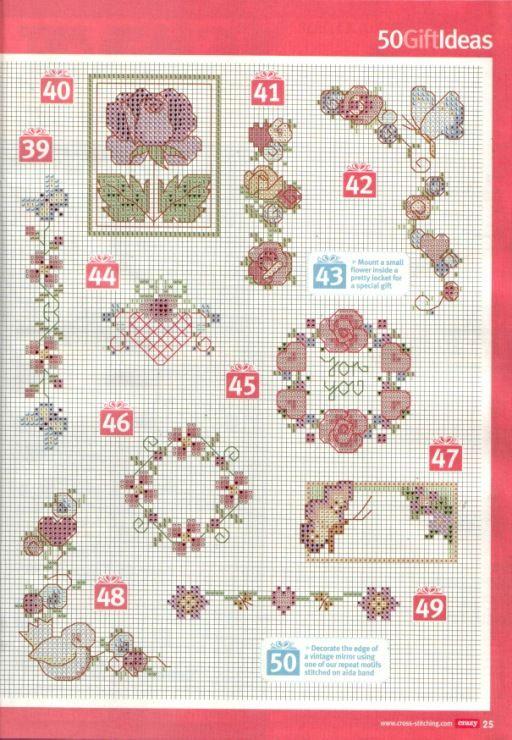 Gallery.ru / Фото #1 - Cross Stitch Crazy 198 - WhiteAngel
