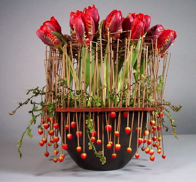 ~~ European design of tulips by sogetsudc ~~