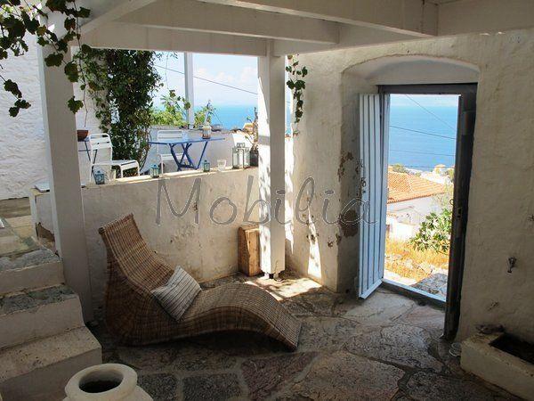 Hydra Golfe Saronique Maison Individuelle A Vendre 60 M2 2 Chambres 1 Salon 1 Cuisine 1 Salle De Agence Immobiliere Achat Immobilier Maison A Vendre