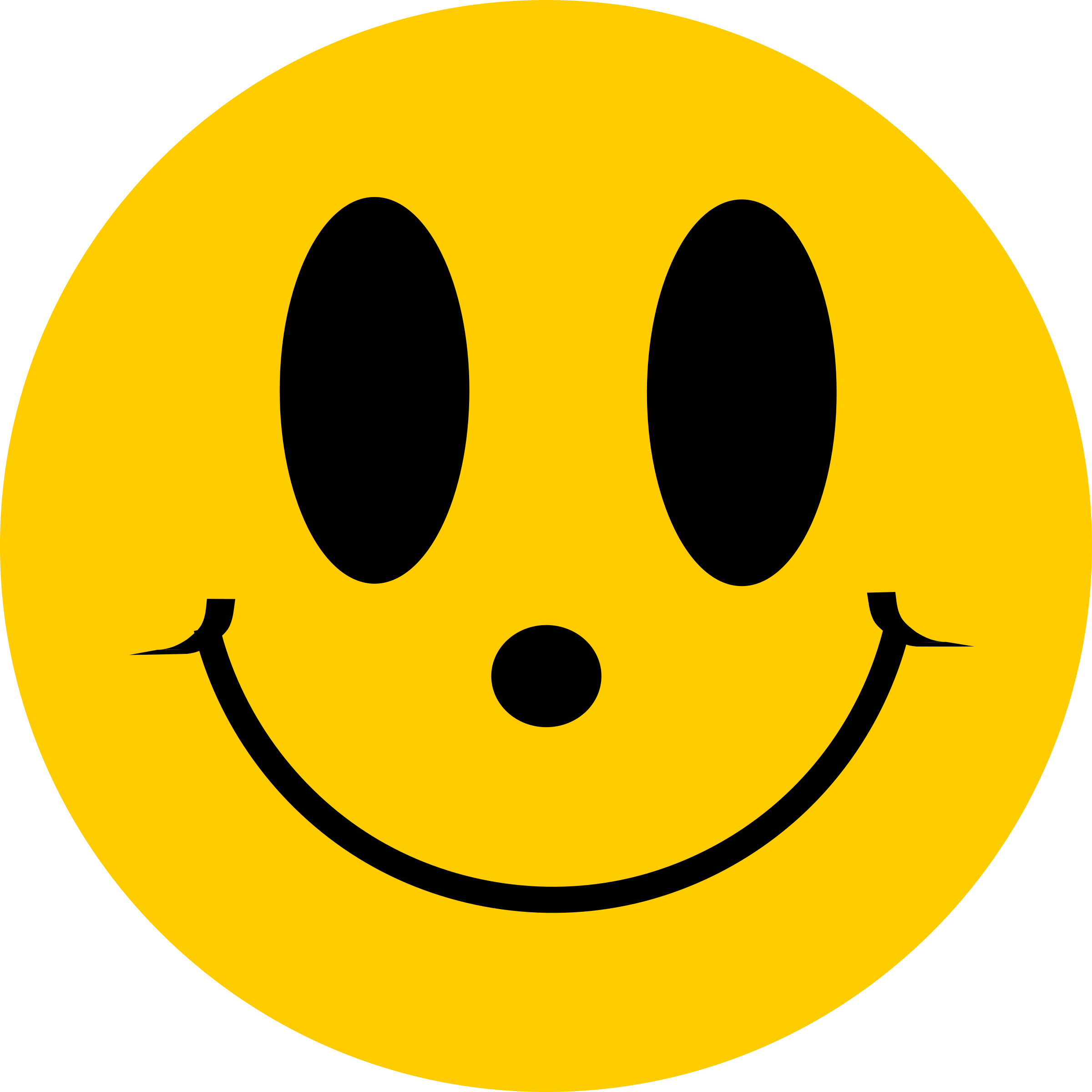 Smiley Looking Happy Png Image Smiley Colorful Drawings Emoticon