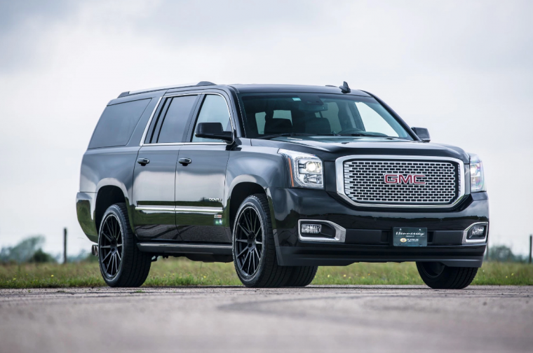Hennessy Upgrades The Yukon Denali Into A 650 Hp Supercharged