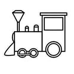 Old Train Outline Bing Images Train Cartoon Train Drawing Art Drawings For Kids
