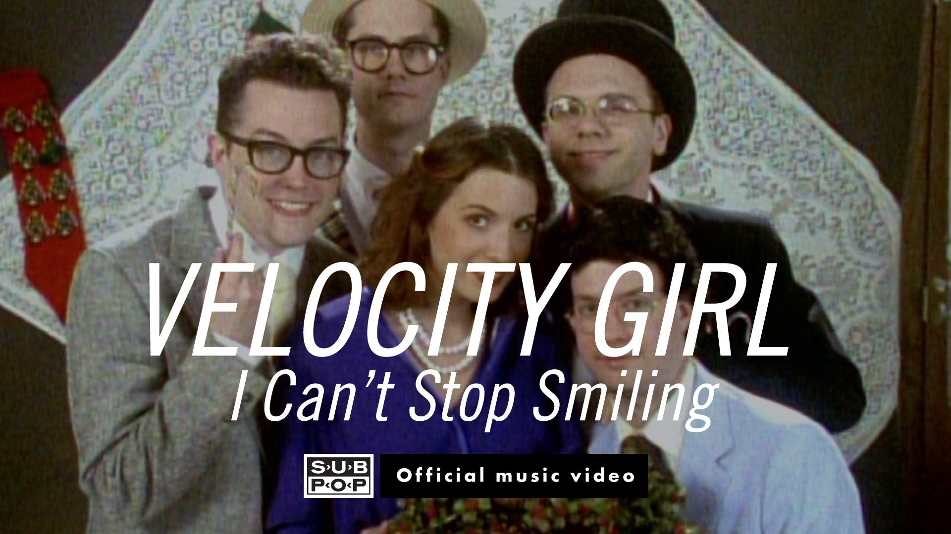 Velocity Girl - I Can't Stop Smiling [OFFICIAL VIDEO ...