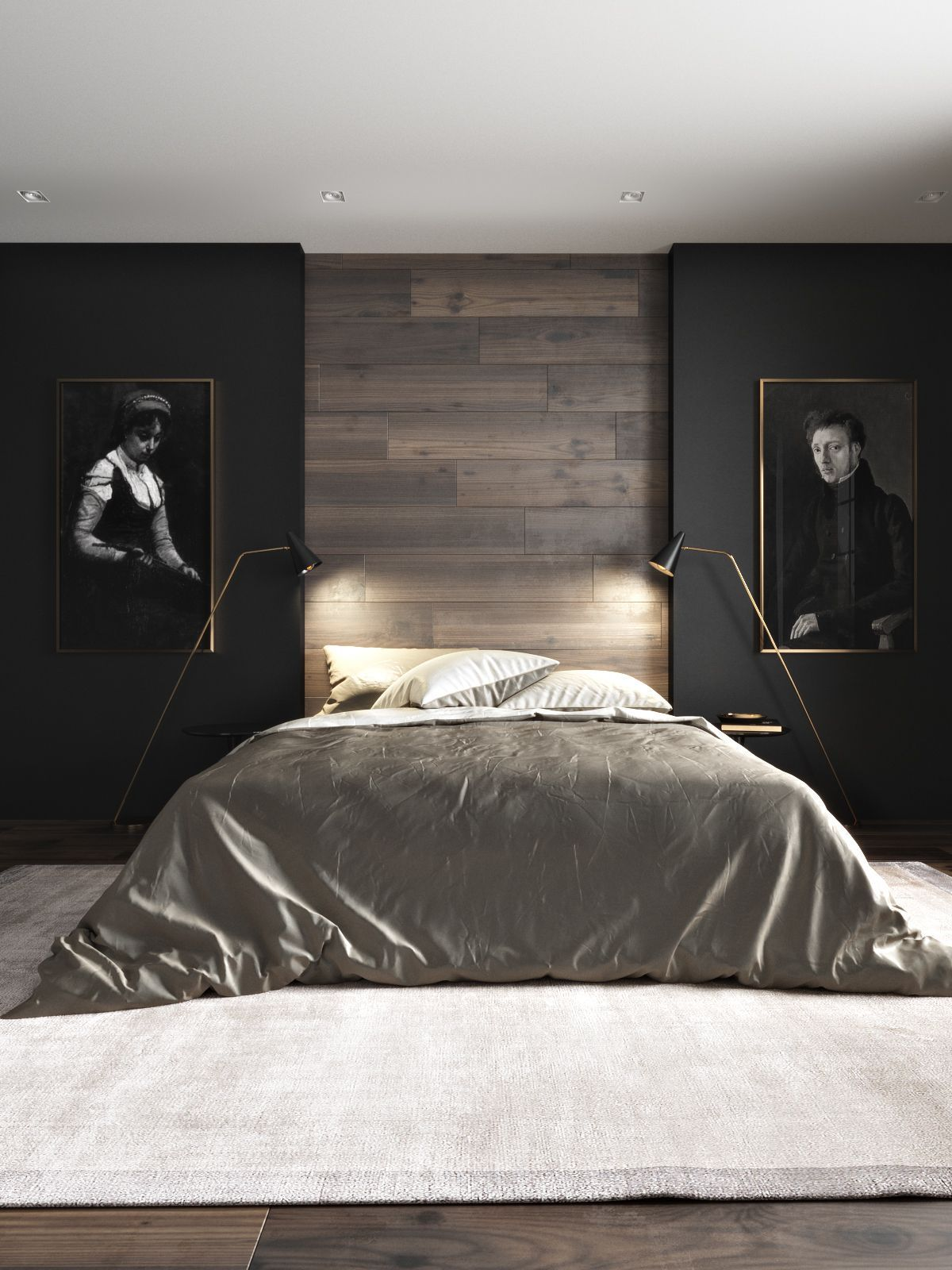Hd 0132 On Behance Bedroom Lamps Design Modern Bedroom Design
