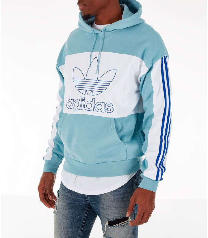 adidas Men's Spirit Outline Hoodie | Adidas men, Hoodies