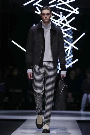 Canali Menswear Fall/Winter 2015