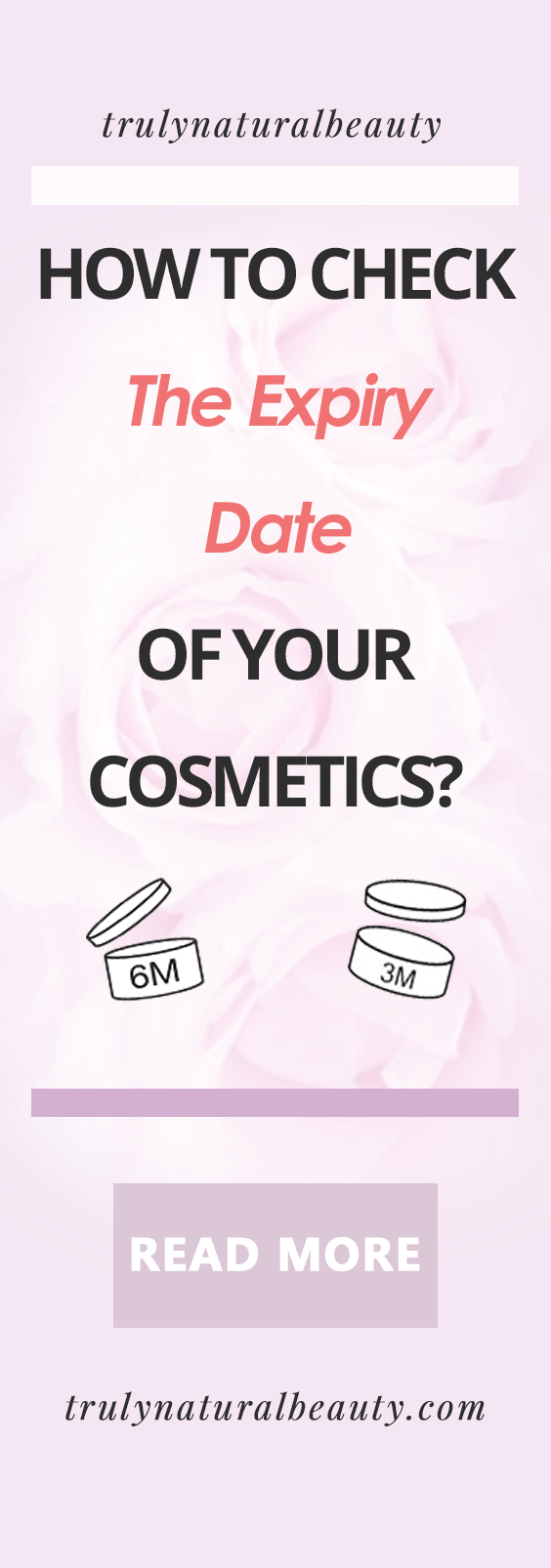How To Check The Expiry Date Of Your Cosmetics? This is an awesome guide to know more about expiration date, pao, how to store well your beauty products. cosmetic expiry date, what is pao, cosmetic expiry date, checkcosmetic, makeup expiration, how long does mascara last, checkdate, how long does makeup last, does perfume expire, how long does eyeshadow last, check expiration date, manufacture date, check cosmetic expiry date, when does makeup expire, how often should you replace mascara,