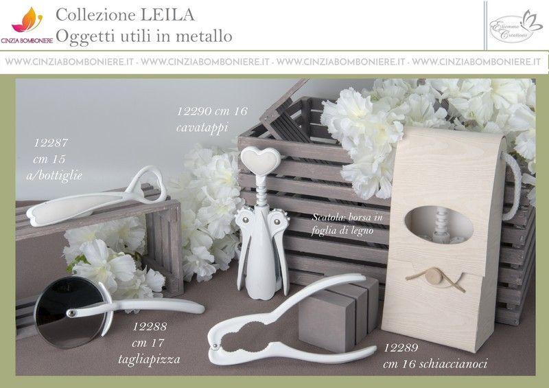 Bomboniere Matrimonio Utili In Ceramica,porcellana,metallo E Vetro. Oggetti  Utili Cucina,
